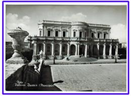 23556   CPM :  NOTO  : Palazzo Ducezio ( Municipio ) !! Superbe Carte Photo !!! - Siracusa
