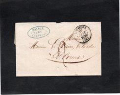 1838 - Cachet  LOUVIERS (Eure)  - Correspondance MAIRIE De LOUVIERS - Marcophilie (Lettres)