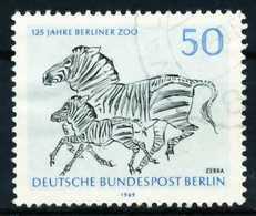 BERLIN 1969 Nr 341 Gestempelt X610A66 - Usados