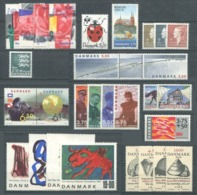 DANEMARK - Année Complète 1998 ** - BF Inclus - Danimarca