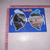 C-76618 PINARELLA PANORAMA VARIE VEDUTE - Italie