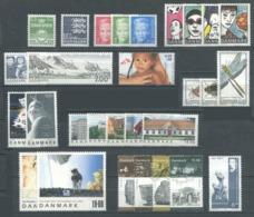 DANEMARK - Année Complète 2003 ** - BF Inclus - Danimarca
