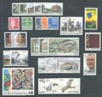 DANEMARK - Année Complète 2004 ** - BF Inclus - Danimarca