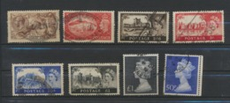 GREAT BRITAIN  Grande-Bretagne  Lot 40 Stamps Used  With Classics - Collections