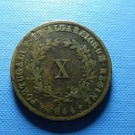 Portugal X Reis 1844 - Portugal