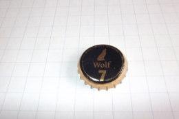 BEERCAPS BELGIUM/BIERDOPPEN BELGIË : WOLF 7 - Beer