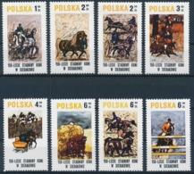 Polen - Polska - Pferdesport - Einwandfrei Postfisch/** - Reitsport