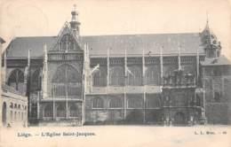 LIEGE - L'Eglise Saint-Jacques - Liège