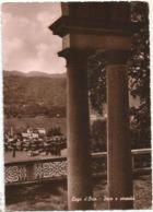 W5227 Lago D'Orta (Novara) - Pace E Serenità - Panorama / Viaggiata 1952 - Altre Città