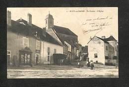 70 - RUPT Sur SAÖNE - Le Centre - L'Église - 1909 - RARE ,#70/041 - France