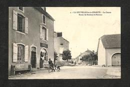 70 - LA NEUVELLE Lez La CHARITÉ - Le Centre - Route De Noidans-le-Ferroux - RARE ,#70/012 - France