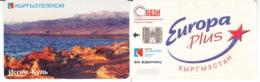 Phonecard   Kirgistan. 50 Units - Rusland