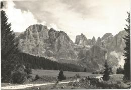 W5246 Val Veneggia (Belluno) - Panorama Con Le Cime Mulaz - Farangole E Cima Burelloni / Viaggiata 1958 - Italie