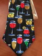 Novelty Beautiful Glasses New Necktie - Vintage Clothes & Linen