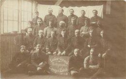 Ecole Du Travail. Photographie. Camp Zeist, 25-4-18. Netherlands Real Photo Postcard. - Oorlog 1914-18