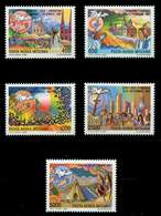 VATIKAN 1988 Nr 952-956 Postfrisch S0162D6 - Vatikan