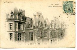 75017 PARIS - Place Malsherbes (Place Du Général-Catroux) - L'hôtel Gaillard (a été Agence De La Banque De France) - District 17
