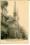 75001 PARIS - Les Eglises De Paris - N° 114 - Eglise Saint-Leu - Paris (01)