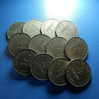 Portugal Lot 24 Coins 4 Centavos 1917 And 1919 - Kilowaar - Munten