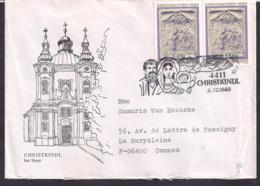 Österreich - 1985 - Brief - Christkindl - 1945-.... 2. Republik