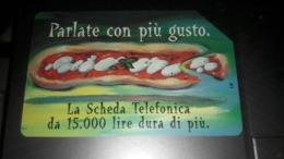 Italia Parlate Con Più Gusto Lire 5.000  31/12/1999 - Italië