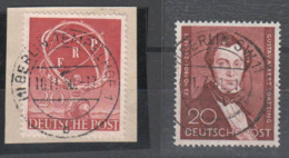 Berlin , Nr 71 + 74 Gestempelt ( 95.-) - Used Stamps