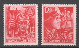 Drittes Reich , Nr 909/10  Postfrisch - Germany