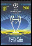 2018Ukraine 1687UEFA Champions League 2018 Final2,00 € - Fußball-Europameisterschaft (UEFA)