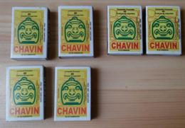 INDONESIA & INDIA MATCH BOXES - Boites D'allumettes
