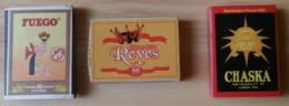 Peru Match Boxes - Matchboxes