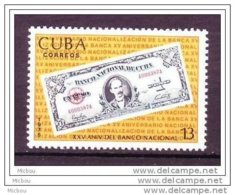 Cuba, Money, Banknote, Bank Note, Billet - Munten