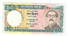 Bangladesh 10 Taka, Unc. - Bangladesh