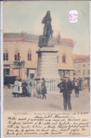 VERVIERS- STATUE DE CHAPUIS- LE MARTYR- COLORISEE - Verviers