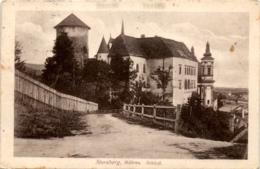 Sternberg, Mähren - Schloß * Karte Von 1918 * 30. 6. 1925 - Tchéquie