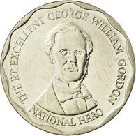 Monnaie, Jamaica, 10 Dollars, 2015, TTB, Nickel Plated Steel - Jamaica