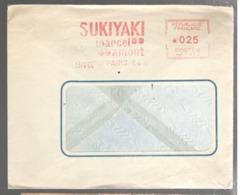 23350 - SUKIYAKI / MARCEL AMONT - Marcophilie (Lettres)