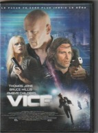 DVD  VICE   Avec Bruce Willis   Etat: TTB Port 110 Gr Ou 30gr - Action, Adventure
