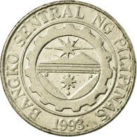 Monnaie, Philippines, Piso, 2010, TTB, Nickel Plated Steel, KM:269a - Philippines