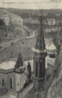 Roc Amadour Chapelles Vues De L'Escalier Dans Le Rocher RV - Rocamadour