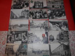 LOT DE  115 CARTES CONCERNANT LE PAS DE CALAIS VOIR DETAIL - 100 - 499 Postales