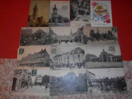 LOT DE  70 CARTES CONCERNANTL AISNE 02 VOIR DETAIL - Cartoline