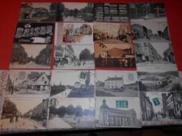 LOT DE PLUS DE 2000 CARTES FRANCAISES DONT 1500 CPA VOIR DETAIL ET PHOTOS - 500 Postales Min.