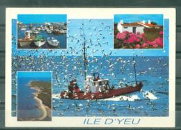 85 - ILE D'YEU - MULTIVUES - Ile D'Yeu