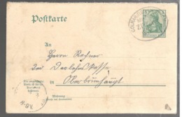 23366 - Ambulant COLMAR ENSISHEIM - Allemagne