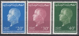 Du N° 569 Au N° 571 - X X - ( E 172 ) - Tunisia (1956-...)