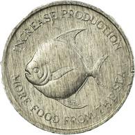 Monnaie, Singapour, 5 Cents, 1971, TTB, Aluminium, KM:8 - Singapour
