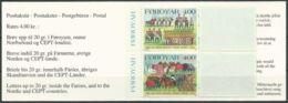 FÄRÖER 1994 Mi-Nr. MH 8 Markenheft/booklet ** MNH - Färöer Inseln