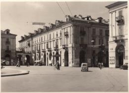 Original Foto - Italien - Piemont - CUNEO - Strassenansicht - Juli 1955 - Cuneo