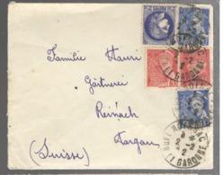 23376 - Pour La SUISSE - Postmark Collection (Covers)