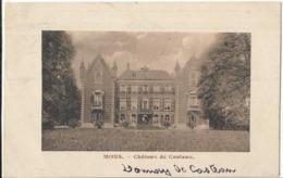 Mons - Château De Casteau - 1911 Envoyée Par Un Descendant De La Famille Donnay De Casteau - Soignies